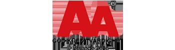 Bild på AA AB certifikat